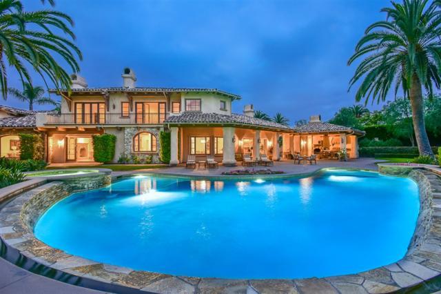 4320 Rancho Las Brisas Trail, Rancho Santa Fe, CA 92130 (#190034869) :: Allison James Estates and Homes