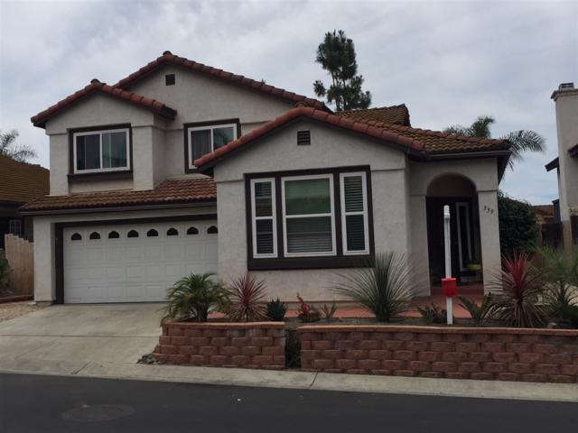 339 Paseo Marguerita, Vista, CA 92084 (#190035155) :: Coldwell Banker Residential Brokerage