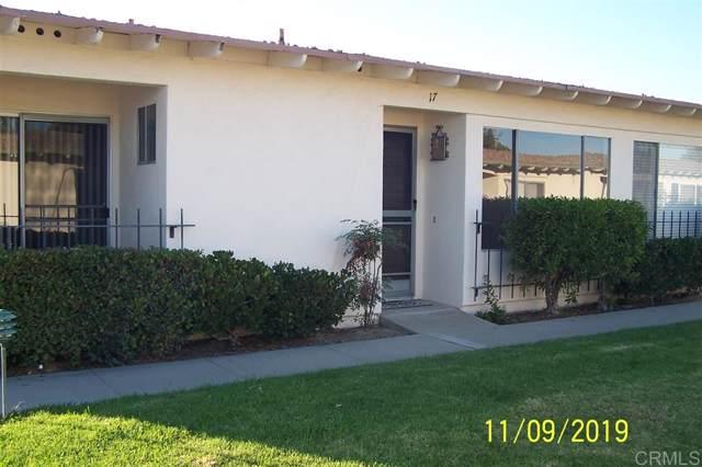 3839 S Vista Campana #17, Oceanside, CA 92057 (#190035606) :: Neuman & Neuman Real Estate Inc.