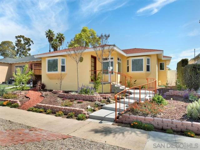 4645 49th Street, San Diego, CA 92115 (#190035767) :: Keller Williams - Triolo Realty Group
