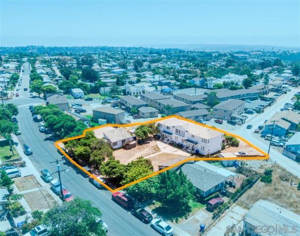 2130-36 Drescher St, San Diego, CA 92111 (#190036308) :: Coldwell Banker Residential Brokerage