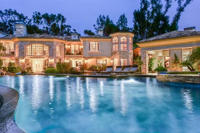 6397 Clubhouse Drive, Rancho Santa Fe, CA 92067 (#190037507) :: Neuman & Neuman Real Estate Inc.