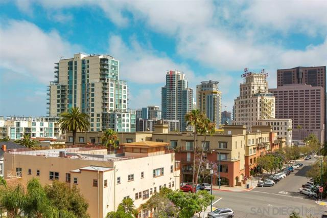 1642 7th Ave #522, San Diego, CA 92101 (#190037648) :: Coldwell Banker Residential Brokerage