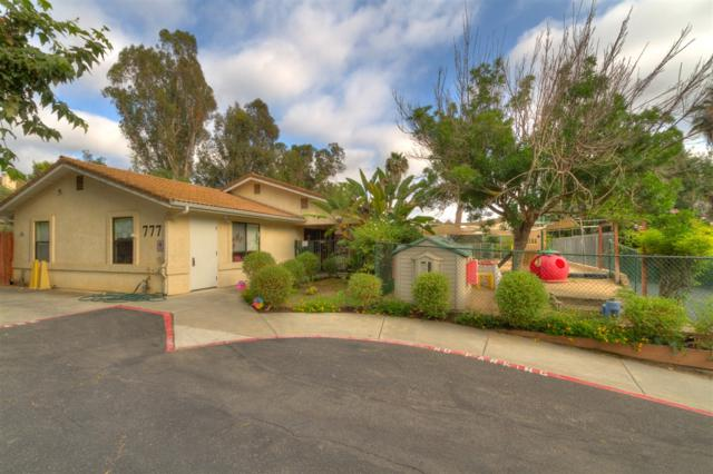777 Taylor St., Vista, CA 92084 (#190037760) :: Whissel Realty