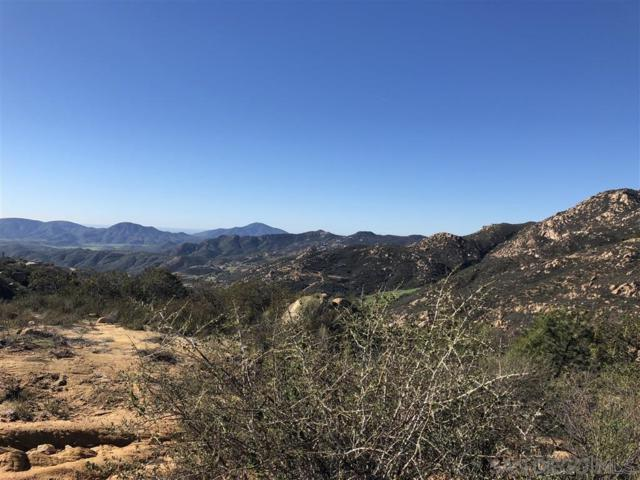 0000 Lyons Valley Rd #1, Jamul, CA 91935 (#190037952) :: Keller Williams - Triolo Realty Group
