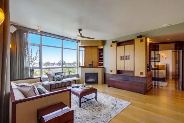 850 Beech St. #806, San Diego, CA 92101 (#190038084) :: Coldwell Banker Residential Brokerage