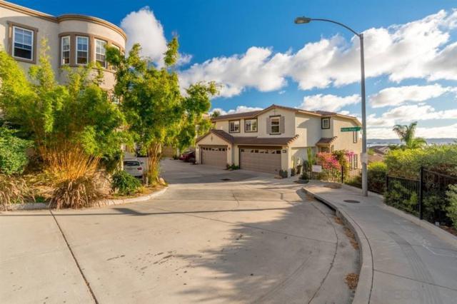 3184 Harbor Ridge Ln, San Diego, CA 92103 (#190038134) :: Neuman & Neuman Real Estate Inc.
