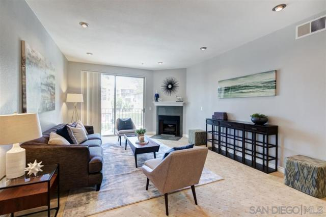 2445 Brant St. #409, San Diego, CA 92101 (#190038745) :: Keller Williams - Triolo Realty Group