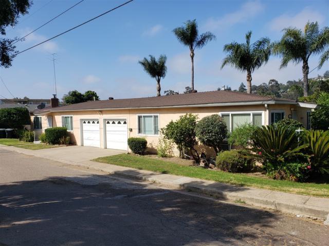 8417-21 Fresno Ave, La Mesa, CA 91941 (#190039204) :: Neuman & Neuman Real Estate Inc.
