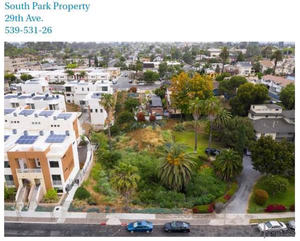 000 29th Ave. #000, San Diego, CA 92102 (#190039207) :: Dannecker & Associates