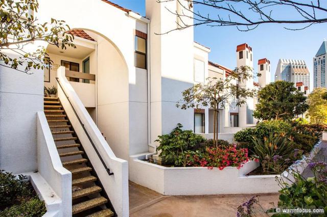 701 Kettner Blvd #104, San Diego, CA 92101 (#190039225) :: Coldwell Banker Residential Brokerage