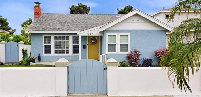 507 S Clementine, Oceanside, CA 92054 (#190039962) :: Whissel Realty