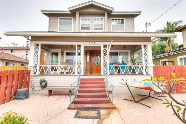 4014 32Nd St, San Diego, CA 92104 (#190040168) :: The Miller Group
