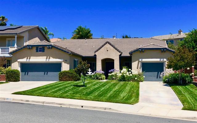 38932 Cherry Point Ln, Murrieta, CA 92563 (#190041820) :: Neuman & Neuman Real Estate Inc.