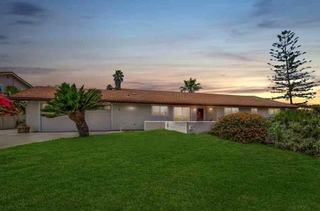 2055 Summit Dr, Escondido, CA 92025 (#190042274) :: Neuman & Neuman Real Estate Inc.