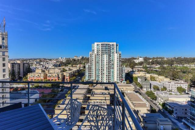 801 Ash St #1302, San Diego, CA 92101 (#190042411) :: Coldwell Banker Residential Brokerage