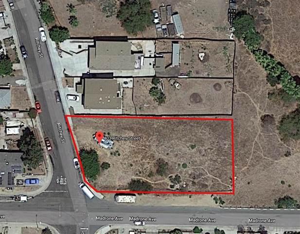 403 Ritchey #55, San Diego, CA 92114 (#190042705) :: Neuman & Neuman Real Estate Inc.
