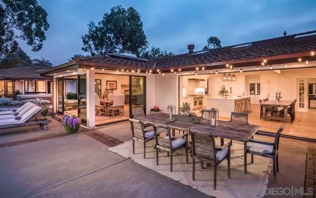 5050 El Secreto, Rancho Santa Fe, CA 92067 (#190043303) :: Neuman & Neuman Real Estate Inc.