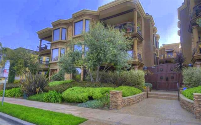 7555 Eads #8, La Jolla, CA 92037 (#190043509) :: Neuman & Neuman Real Estate Inc.