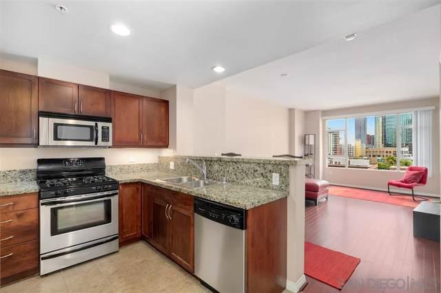 530 K St #817, San Diego, CA 92101 (#190043516) :: Neuman & Neuman Real Estate Inc.