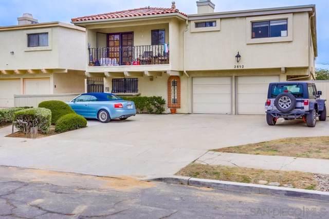 2852 C Street #7, San Diego, CA 92102 (#190043841) :: Ascent Real Estate, Inc.