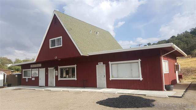 1459 Hollow Glen Road, Julian, CA 92036 (#190043853) :: Cane Real Estate
