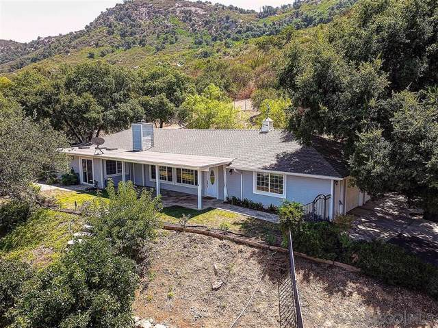 15375 Woods Valley Road, Valley Center, CA 92082 (#190044229) :: Allison James Estates and Homes