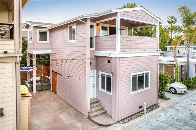 159 Diana St #5, Encinitas, CA 92024 (#190044761) :: Neuman & Neuman Real Estate Inc.