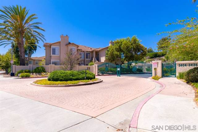 3420 Cameo Dr #34, Oceanside, CA 92056 (#190045378) :: Whissel Realty