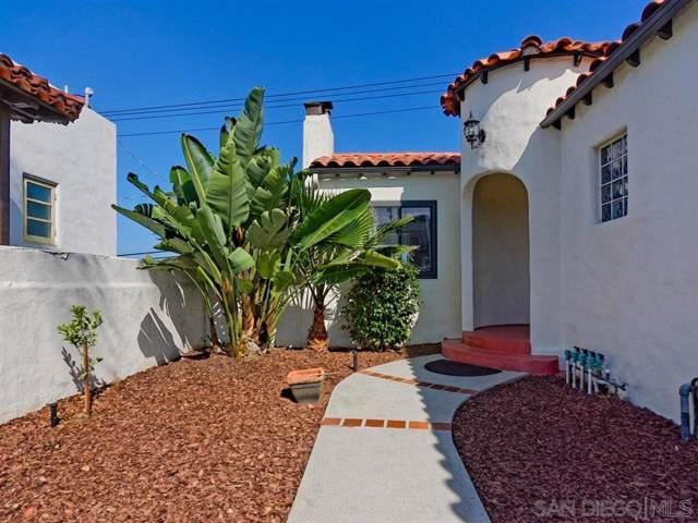 2708 Poinsettia Dr, San Diego, CA 92106 (#190045514) :: The Yarbrough Group