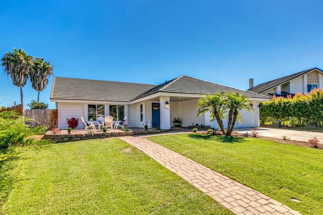 2611 Sombrosa St, Carlsbad, CA 92009 (#190045665) :: Keller Williams - Triolo Realty Group