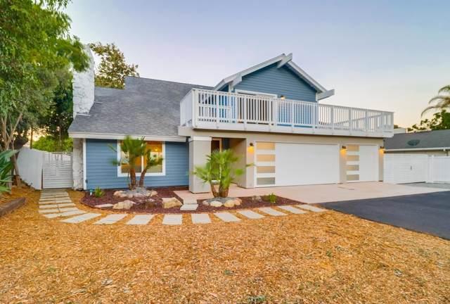 509 Tyrone St, El Cajon, CA 92020 (#190045698) :: Coldwell Banker Residential Brokerage