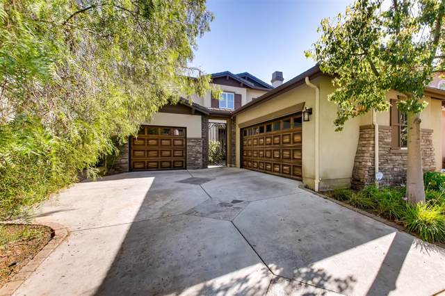 1516 Clifftop Ave, San Marcos, CA 92078 (#190045850) :: Neuman & Neuman Real Estate Inc.