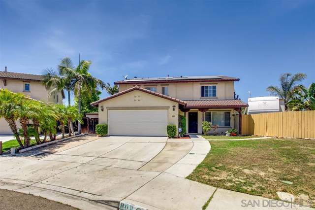 809 Humphrey Pl, Chula Vista, CA 91911 (#190046013) :: Neuman & Neuman Real Estate Inc.