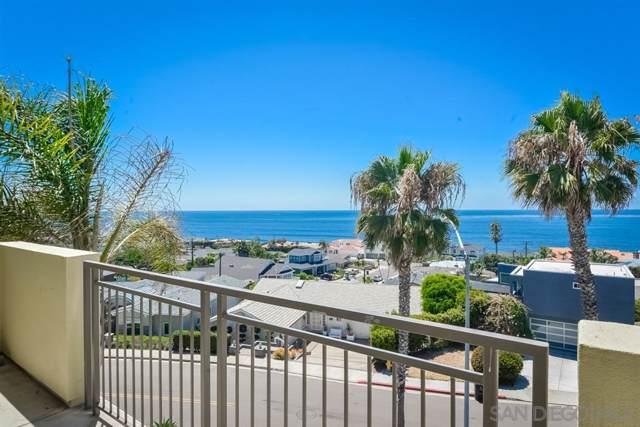 5420 La Jolla Blvd. B301, La Jolla, CA 92037 (#190046047) :: Coldwell Banker Residential Brokerage