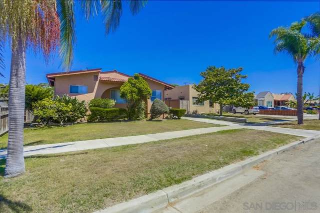 4881 Hawley Blvd, San Diego, CA 92116 (#190046440) :: The Yarbrough Group