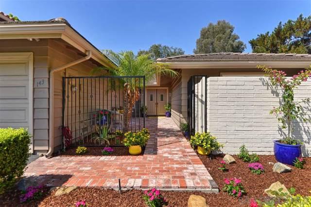 143 Fresnillo Ct, Solana Beach, CA 92075 (#190046703) :: Neuman & Neuman Real Estate Inc.