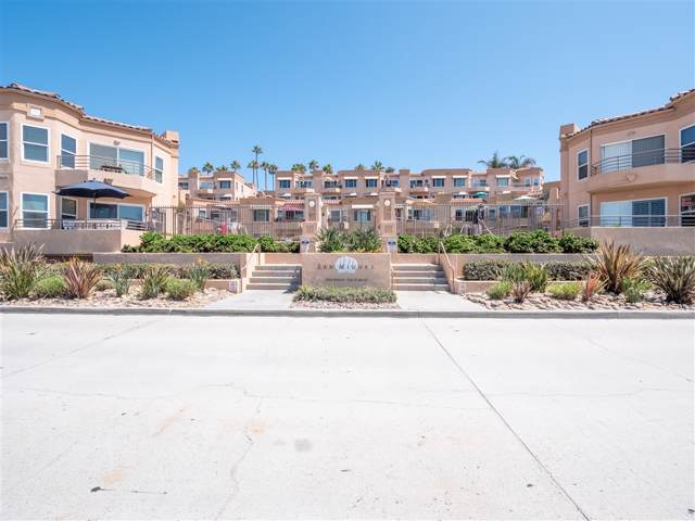 500 N The Strand #57, Oceanside, CA 92054 (#190047507) :: Neuman & Neuman Real Estate Inc.