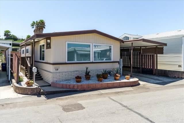 29 Hummingbird Ln. #29, Oceanside, CA 92057 (#190048202) :: Neuman & Neuman Real Estate Inc.