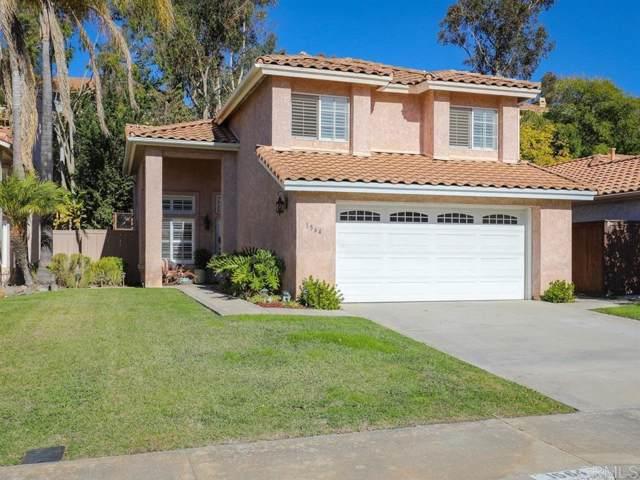 1564 Green Oak Rd, Vista, CA 92081 (#190048337) :: Pugh   Tomasi & Associates