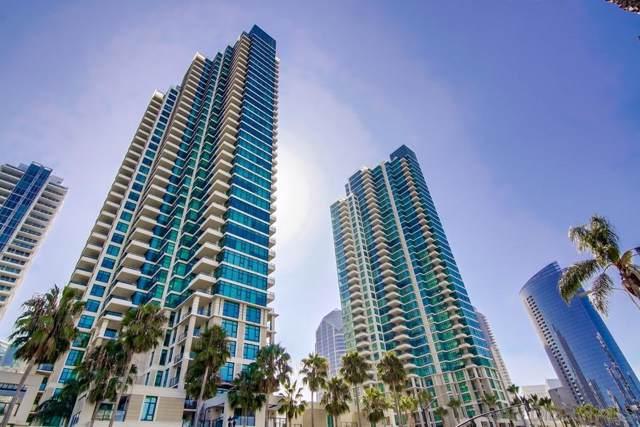 1199 Pacific Hwy #305, San Diego, CA 92101 (#190048591) :: Neuman & Neuman Real Estate Inc.