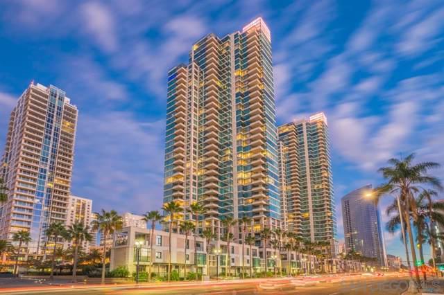 1205 Pacific Hwy #1603, San Diego, CA 92101 (#190049032) :: Neuman & Neuman Real Estate Inc.