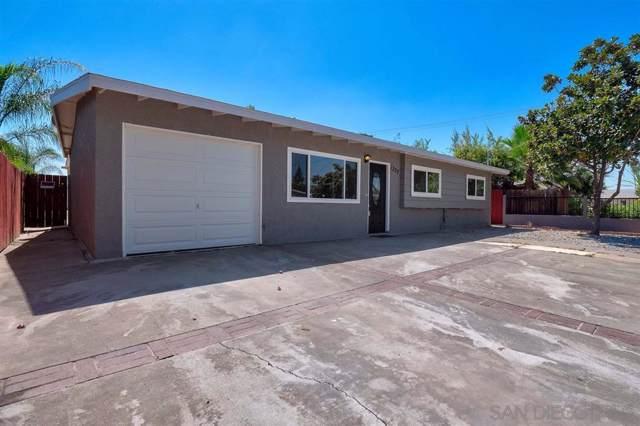 1207 Jefferson Ave, Escondido, CA 92027 (#190049501) :: Neuman & Neuman Real Estate Inc.