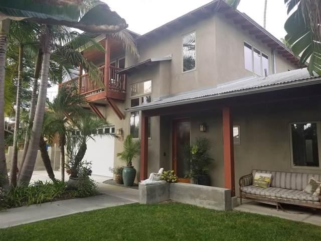 817 Eugenie Ave, Encinitas, CA 92024 (#190050034) :: Farland Realty