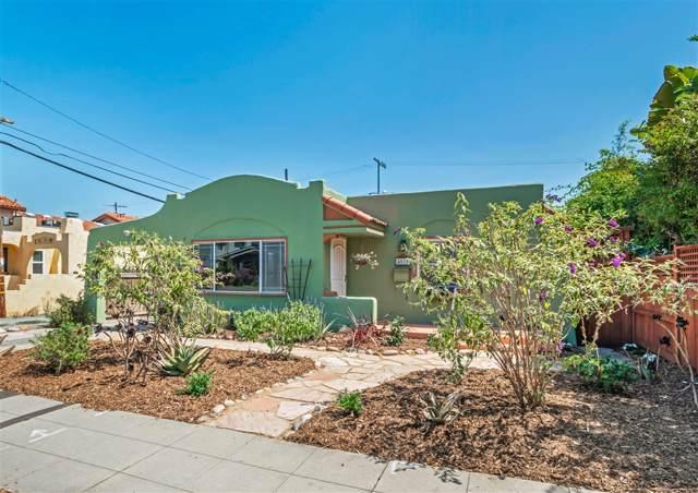 4515 Edgeware Rd, San Diego, CA 92116 (#190050050) :: Whissel Realty