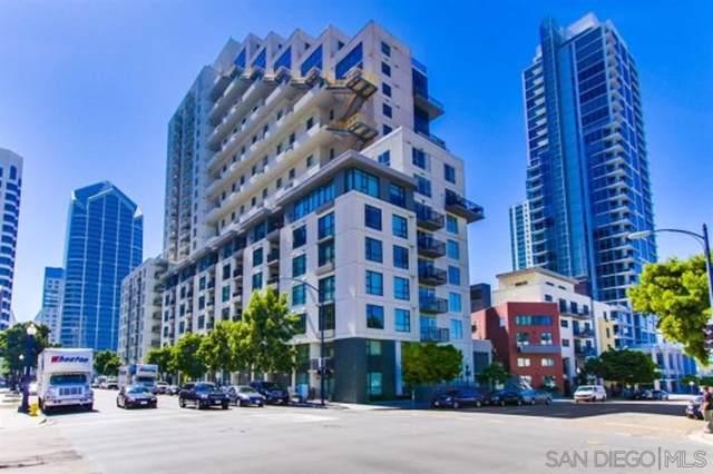 1240 India St #604, San Diego, CA 92101 (#190050321) :: Neuman & Neuman Real Estate Inc.