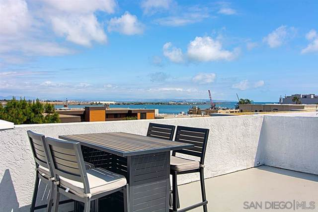 422 Rosecrans St #14, San Diego, CA 92106 (#190050485) :: The Yarbrough Group
