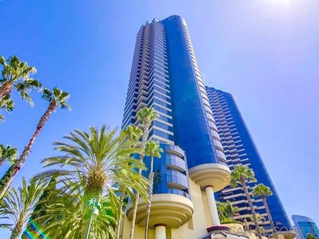 100 Harbor Drive #1406, San Diego, CA 92101 (#190050906) :: Ascent Real Estate, Inc.