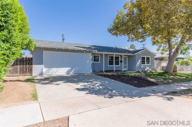 581 Trenton St, El Cajon, CA 92019 (#190051043) :: Neuman & Neuman Real Estate Inc.