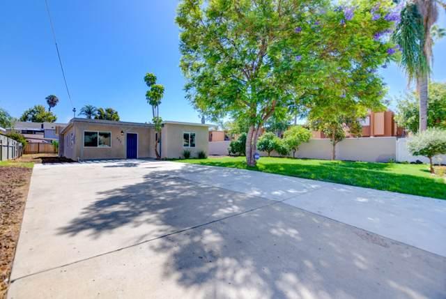 485 Graves Ave, El Cajon, CA 92020 (#190051169) :: Neuman & Neuman Real Estate Inc.